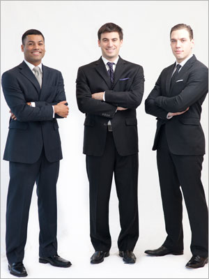 Business formal dress code